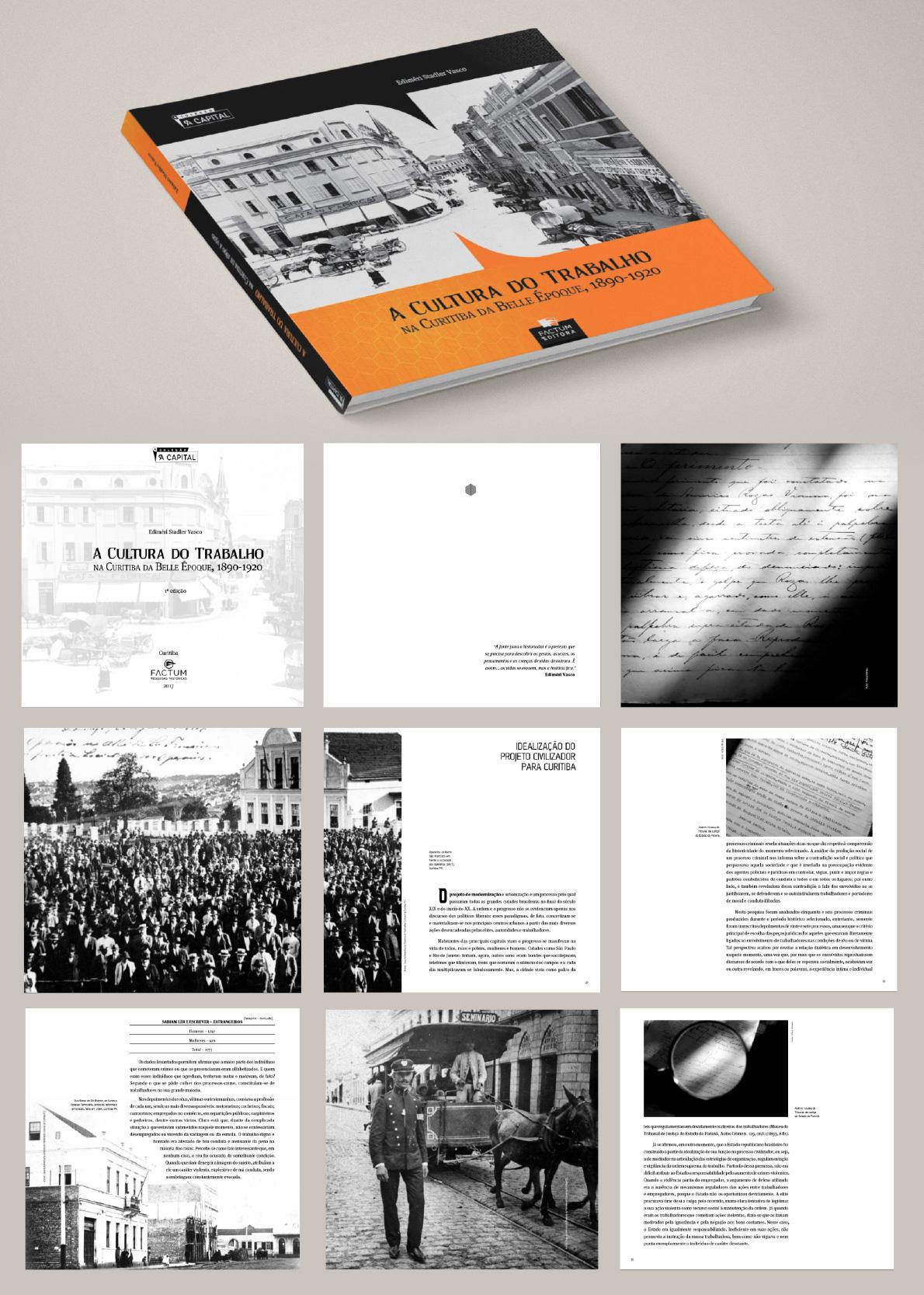 Portfolio editorial