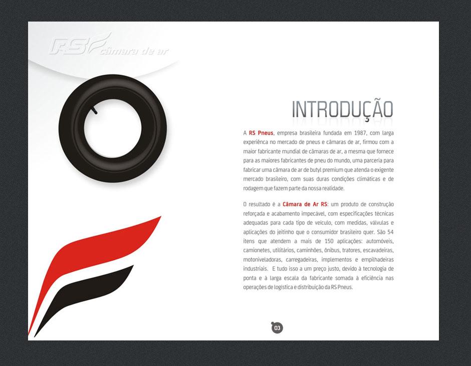 Catálogo RS Pneus